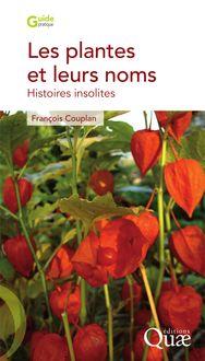 Les plantes et leurs noms de François Couplan - fiche descriptive