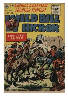 Wild Bill Hickok 028 -JVJ