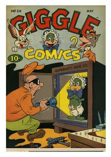 Giggle Comics 029 de  - fiche descriptive