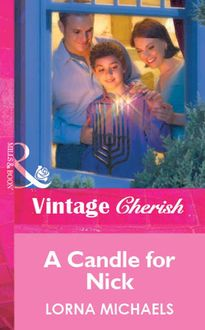 A Candle For Nick (Mills & Boon Vintage Cherish)