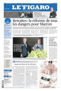 Le Figaro du 18-07-2019 - Le Figaro