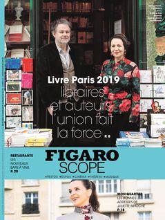 Figaro Scope du 13-03-2019 - Figaro Scope
