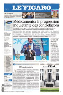 Le Figaro du 24-04-2019