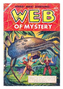 Web of Mystery 021