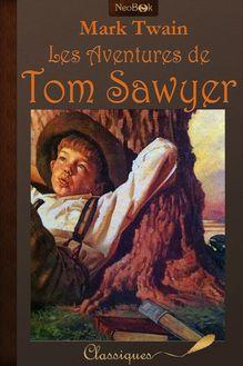Les Aventures de Tom Sawyer de Mark Twain - fiche descriptive