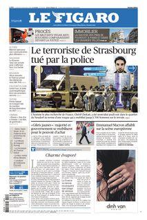 Le Figaro du 14-12-2018 - Le Figaro