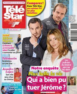 Télé Star du 14-10-2019 - Télé Star