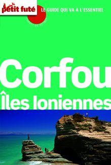 Corfou 2015 Carnet Petit Futé (avec cartes, photos + avis des lecteurs) de Dominique Auzias, Jean-Paul Labourdette - fiche descriptive