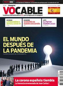 Magazine Vocable Espagnol -  Du 16 au 29 Avril 2020