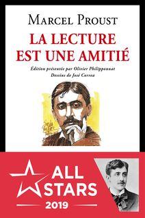 La lecture est une amitié - Marcel Proust