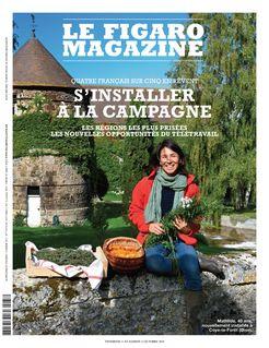 Le Figaro Magazine du 11-10-2019 - Le Figaro Magazine