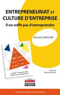 Entrepreneuriat et culture d
