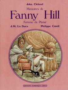 Lire : Mémoires de Fanny Hill en BD
