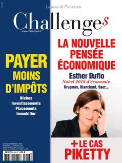 Challenges du 17-10-2019 - Challenges