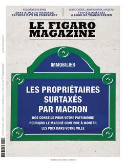 Le Figaro Magazine du 29-03-2019 - Le Figaro Magazine