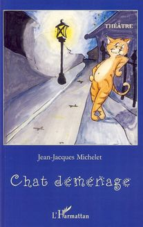 Chat déménage