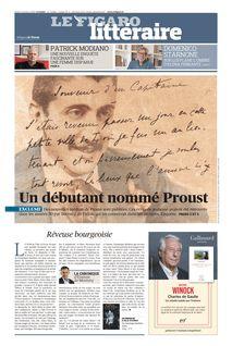 Figaro Littéraire du 03-10-2019 - Figaro Littéraire