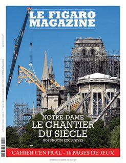 Le Figaro Magazine du 19-07-2019 - Le Figaro Magazine