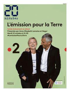 20 minutes Grand Paris du 14-10-2019 - 20 minutes Grand Paris