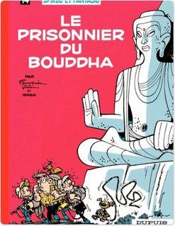 Spirou et Fantasio - Tome 14 - LE PRISONNIER DU BOUDDHA - Franquin