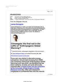 2010-11-03 Late Post - ClimateGate - the final - Page 1 of4