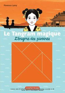 Le tangram magique de Lamy Florence - fiche descriptive