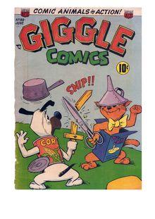 Giggle Comics 089 (c2c) de  - fiche descriptive