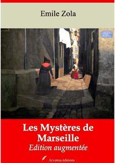 Les Mystères de Marseille de Emile Zola, Arvensa Editions - fiche descriptive