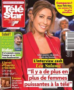 Télé Star du 21-01-2019 - Télé Star