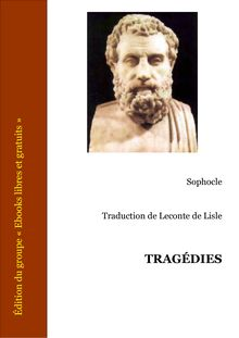 Sophocle tragedies