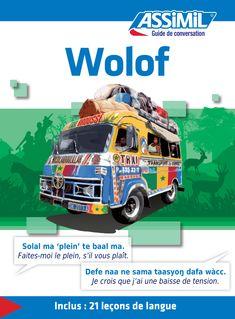 Wolof - Guide de conversation - Jean Léopold Diouf