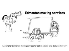 Edmonton Movers - Local And Long Distance Moving Services