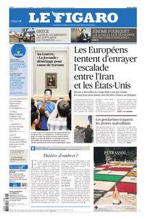 Le Figaro du 16-07-2019 - Le Figaro