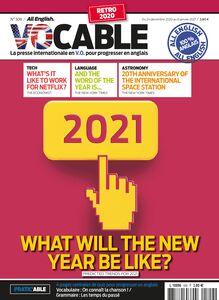 Magazine Vocable All English n°509 -  Du 24 décembre 2020 au 06 janvier 2021