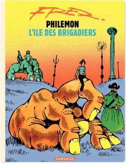 Philémon - Tome 7 - Ile des brigadiers (L