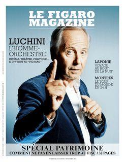 Le Figaro Magazine du 02-11-2018 - Le Figaro Magazine