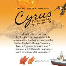 Cyrus 5 : L'encyclopédie qui raconte