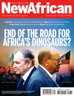 New African du 29-03-2019 - New African