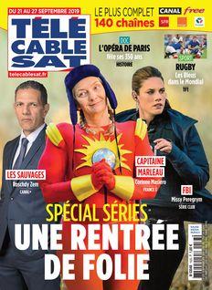 Télécâble Sat Hebdo du 19-09-2019