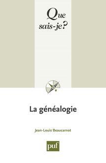 La généalogie de Jean-Louis Beaucarnot - fiche descriptive
