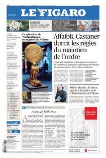 Le Figaro du 22-03-2019 - Le Figaro