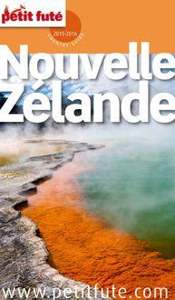 NOUVELLE ZELANDE de Dominique AUZIAS, Jean-Paul LABOURDETTE - fiche descriptive