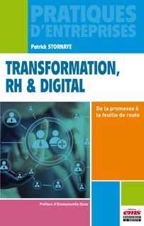 Transformation, RH & digital - Patrick Storhaye