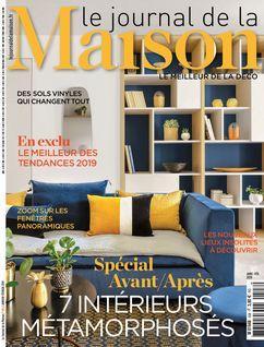Le Journal de la Maison du 04-01-2019 - Le Journal de la Maison