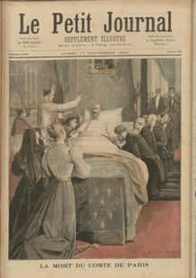 LE PETIT JOURNAL SUPPLEMENT ILLUSTRE  numéro 200 du 17 septembre 1894