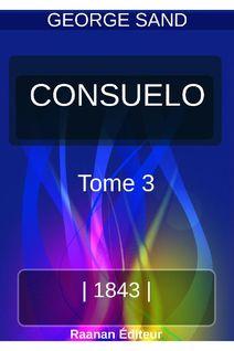 Consuelo 3 - George Sand