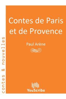 Contes de Paris et de Provence