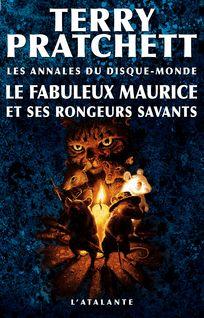 Le fabuleux Maurice et ses rongeurs savants - Patrick Couton, Terry Pratchett