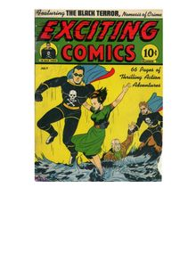 Exciting Comics 011 (GM) de  - fiche descriptive
