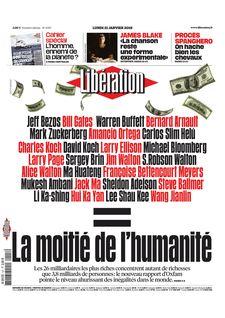 Libération du 21-01-2019 - Libération